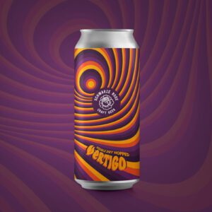 Double Dry Hopped Vertigo IPA Schwarze Rose Craft Beer