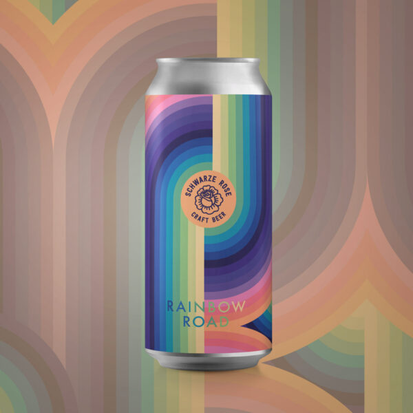 Rainbow Road Oatcream Kveik IPA